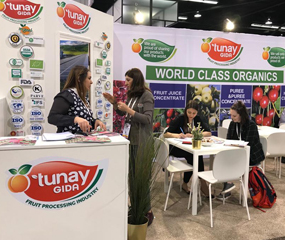We were participated Natural Products Expo West in Anaheim, California, USA on 5-9 March 2019.