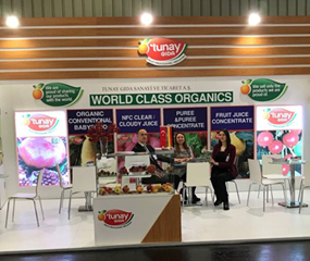 2018 Biofach, Organic Food Exhibition